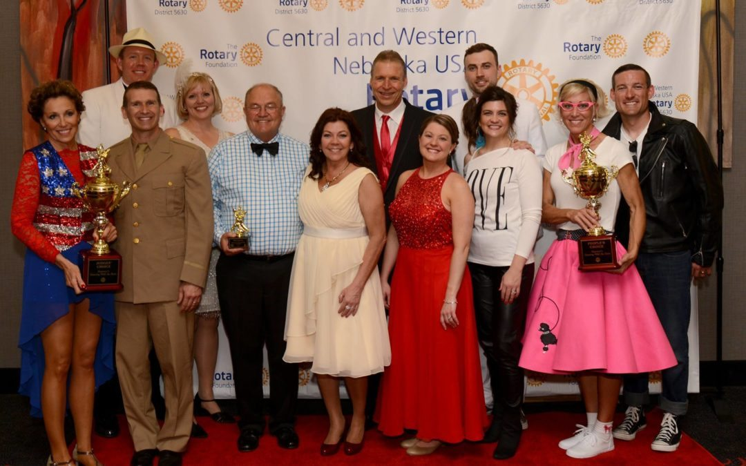 Community raises $98,000 with Kearney's Dancing with the Stars