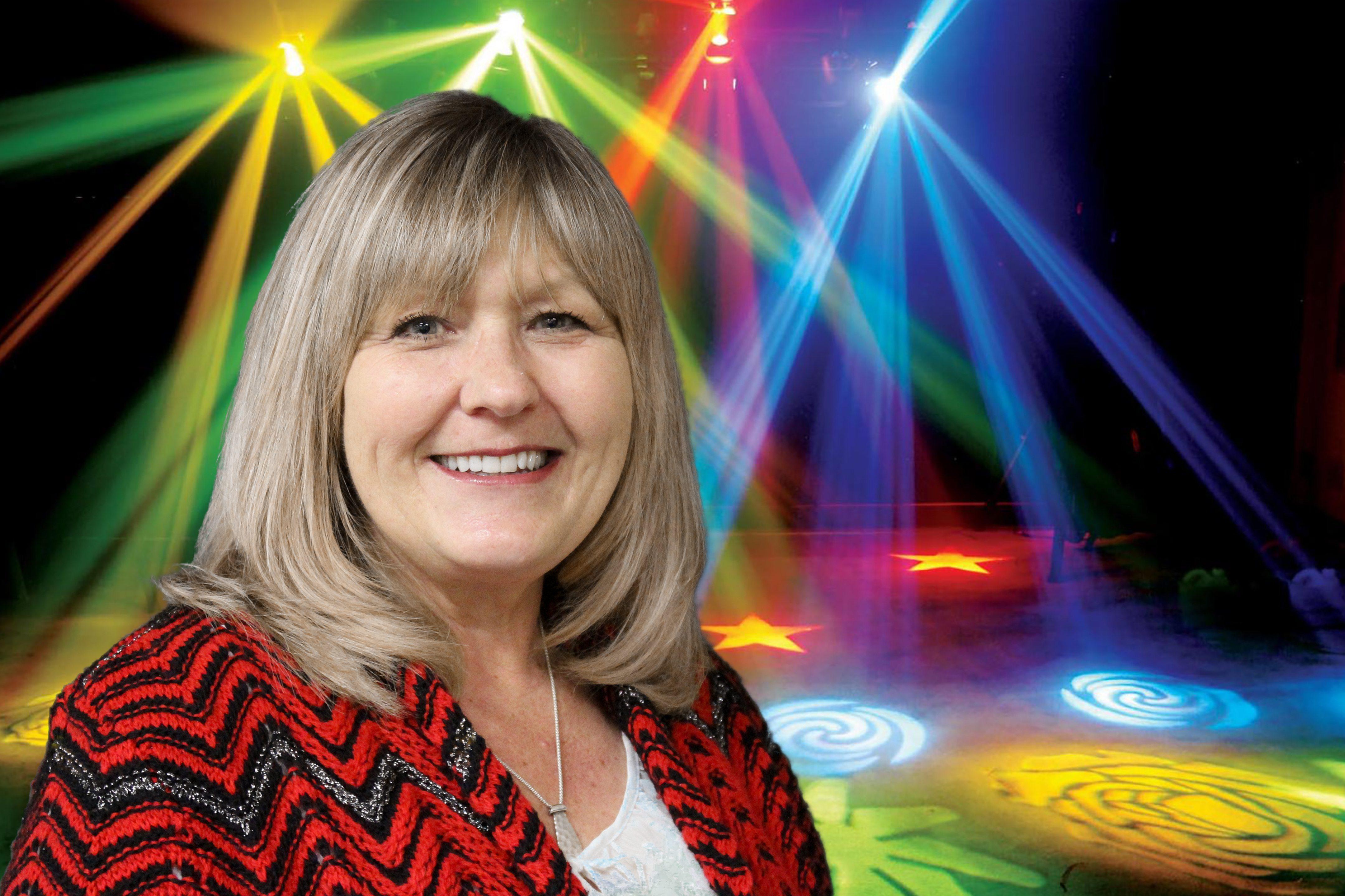 Ronda Andersen - Kearney's Dancing with the Stars 2
