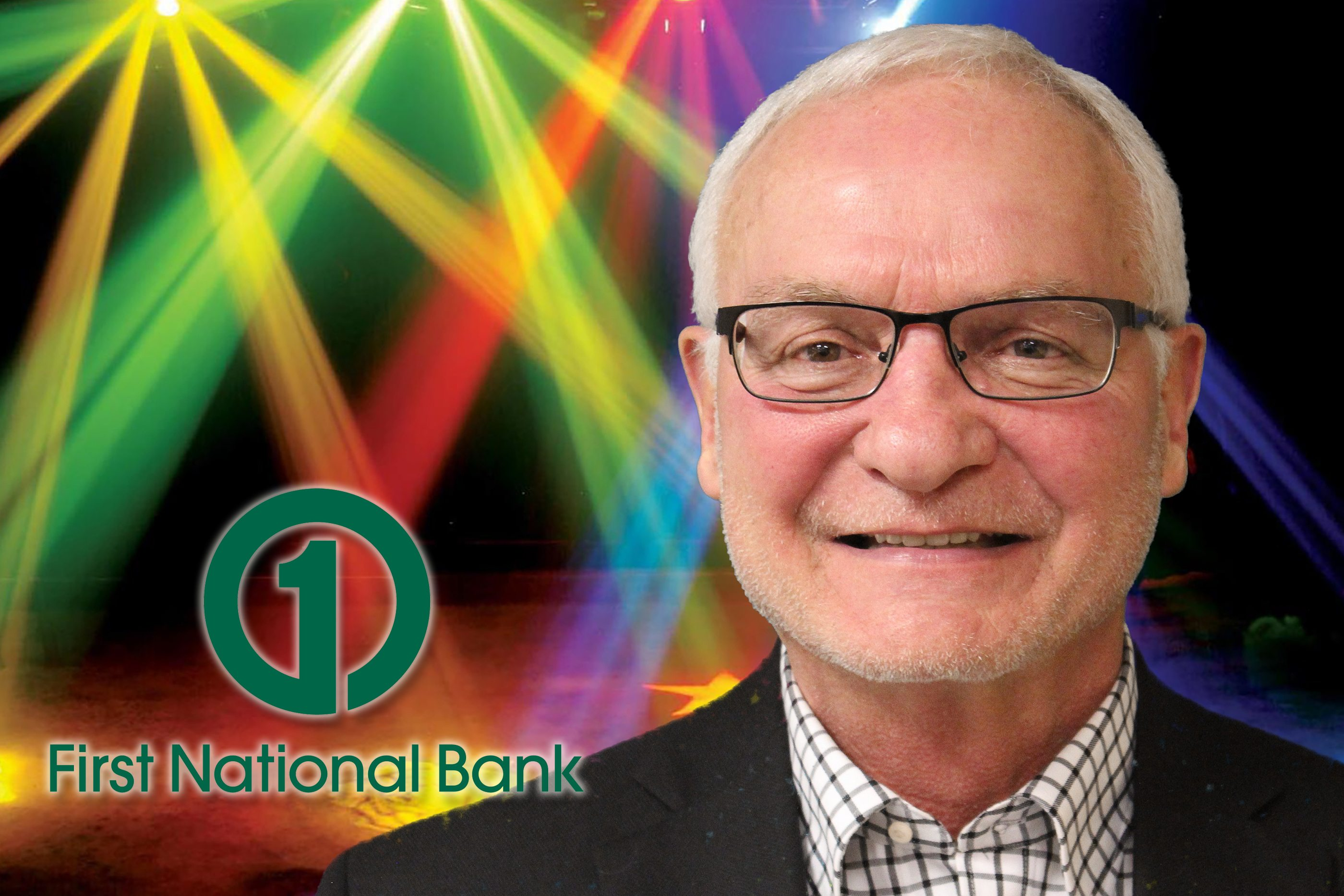 Mark Sutko - Retired, First National Bank. Kearney's Dancg with the Stars 2